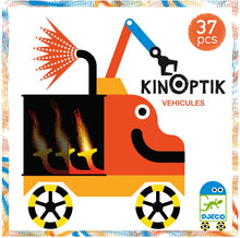 Load image into Gallery viewer, Kinoptik Vehicles - 37pc