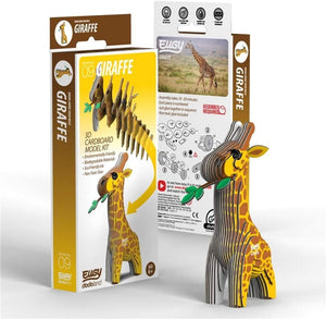 3D Puzzle - Miniature Animal Kit