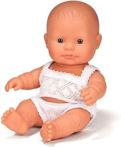 Anatomically Correct Newborn Doll - 8 1/4""