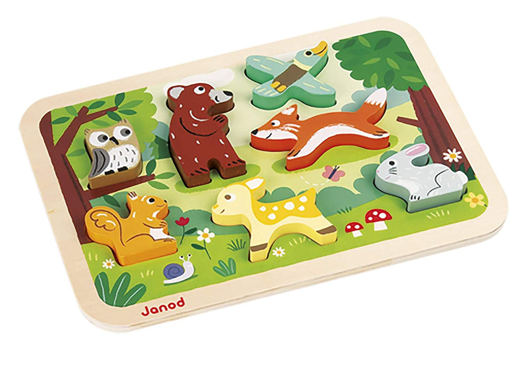 Forest Chunky Puzzle