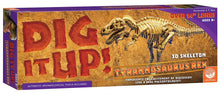 Load image into Gallery viewer, Dig It Up! Giant Skeleton T-Rex Excavation kit