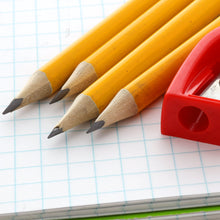 Load image into Gallery viewer, #2 Triangle Yellow Pencil with Sharpener