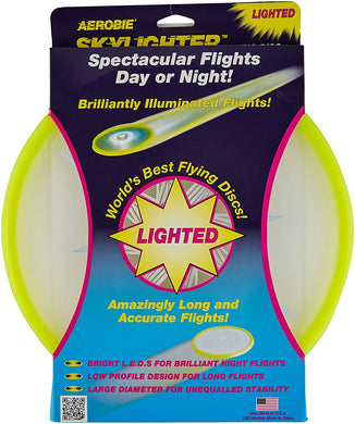 Skylighter LED Frisbee