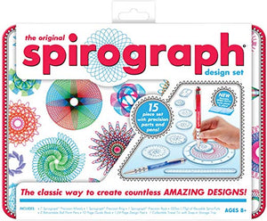 Spirograph Design Tin Kit