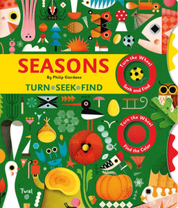 Seasons - Seek and Find