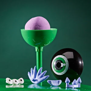 Monster Maker - Lolli Putti - Air Dry Modeling Putty Kit