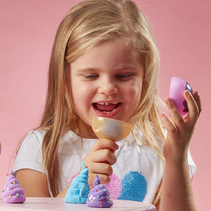 Ice Cream Factory - Lolli Putti - Air Dry Modeling Putty Kit