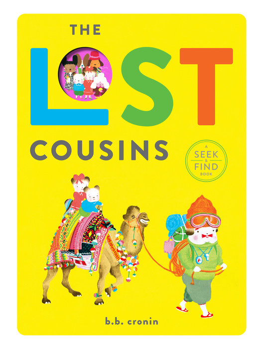 The Lost Cousins: A Seek & Find Book