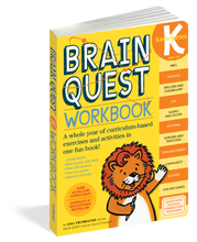 Load image into Gallery viewer, Brain Quest Workbook: Kindergarten