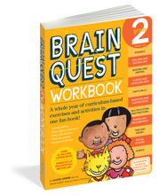 Load image into Gallery viewer, Brain Quest Workbook: Grade 2