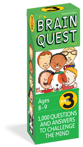 Brain Quest Grade 3, revised 4th edition