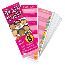 Load image into Gallery viewer, Brain Quest Grade 5, revised 4th edition