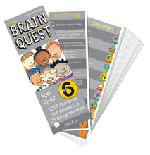 Load image into Gallery viewer, Brain Quest Grade 6, revised 4th edition