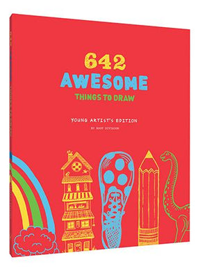 624 Awesome Things to Draw: Young Artist's Edition