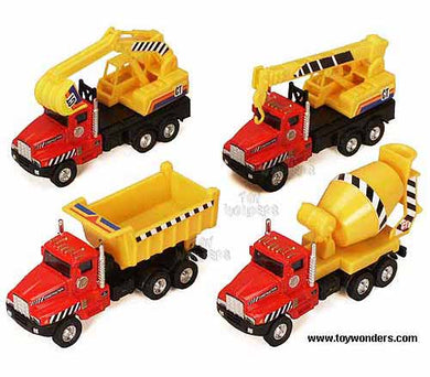 Construction Truck Die-Cast