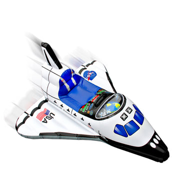 Space Explorers Inflatable Shuttle