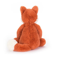 Load image into Gallery viewer, Bashful Fox Cub Soft Toy