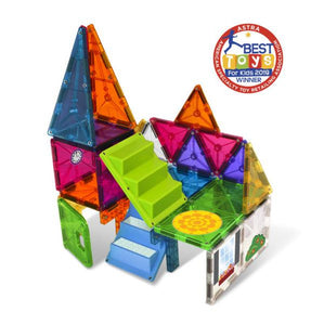 Magna-Tiles® House 28-Piece Set