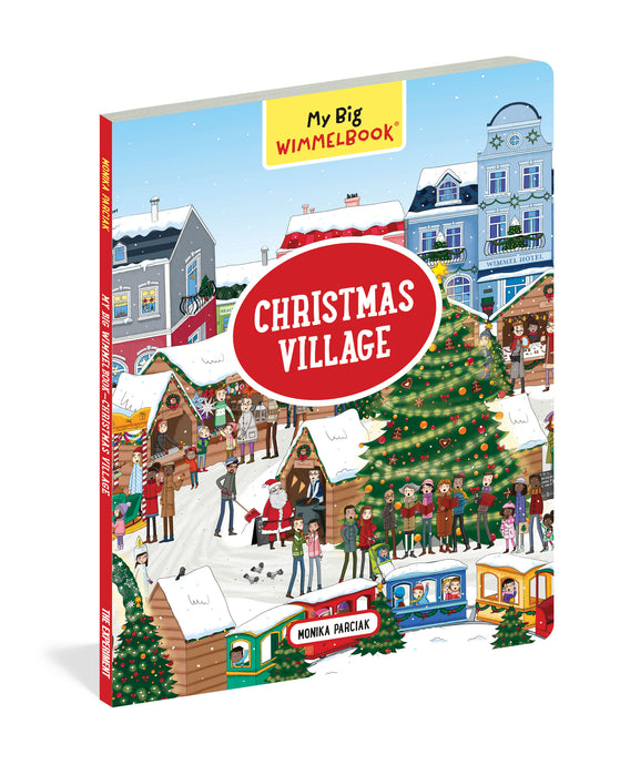 Christmas Village - My Big Wimmelbook