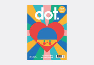 Dot: Happy Magazine for Preschoolers -  Love - Volume 17