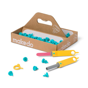 Explore - Makedo Cardboard Construction System