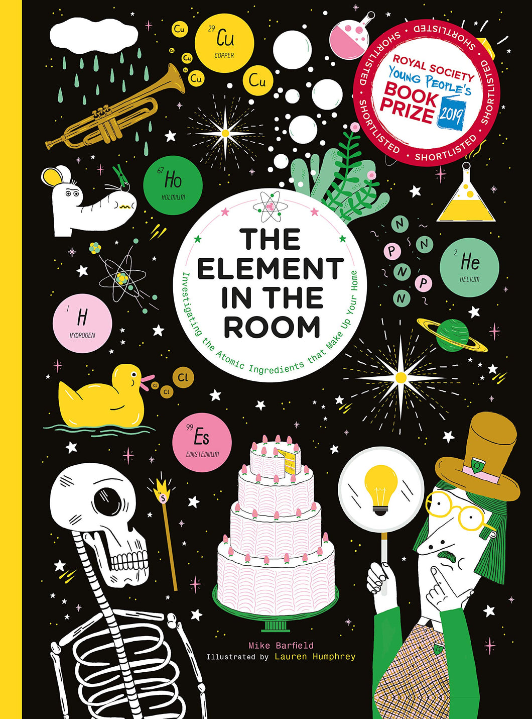 Element in the Room: Investigating the Atomic Ingredients that Make Up Your Home