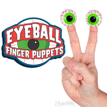 Load image into Gallery viewer, Eyeball Finger Puppets