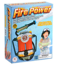 Load image into Gallery viewer, FIRE POWER SUPER FIRE HOSE WITH BACK PACK
