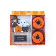 Load image into Gallery viewer, HALLOWEEN CUPCAKE KIT