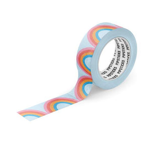 RAINBOW PARADE WASHI TAPE