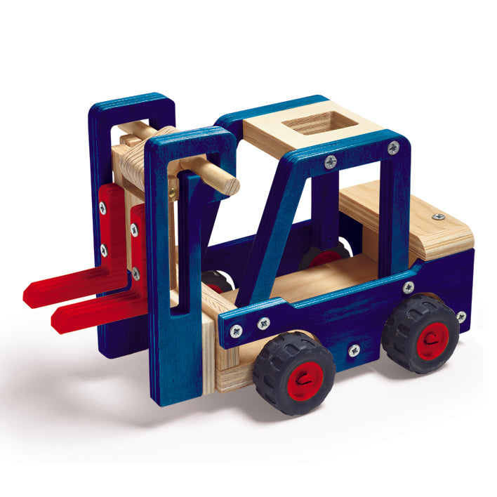 Build a Forklift Kit