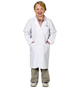Get Real Gear: Lab Coat
