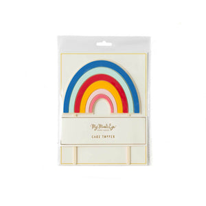 MAGICAL RAINBOW CAKE TOPPER