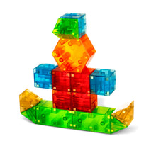 Load image into Gallery viewer, Magna-Qubix® 3D Magnetic Building Blocks