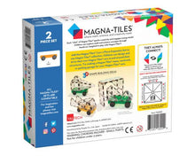 Load image into Gallery viewer, Magna-Tiles® Cars 2-Piece Expansion Set