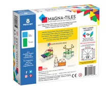 Load image into Gallery viewer, Magna-Tiles Rectangles 8-Piece Expansion Set