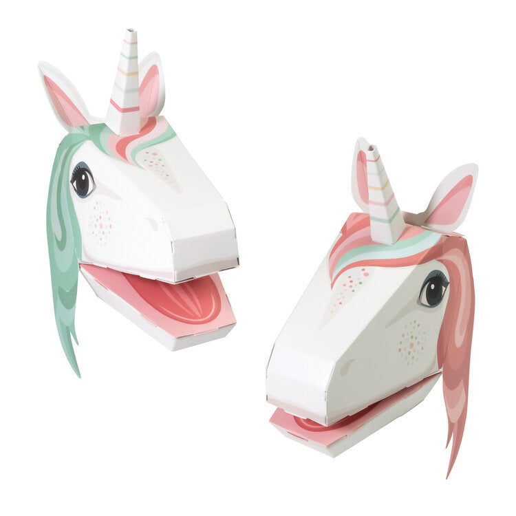 Create Your Own Unicorn Puppet