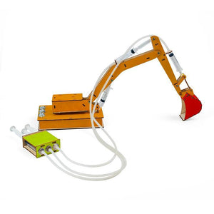 Hydraulic Excavator S.T.E.A.M. Kit