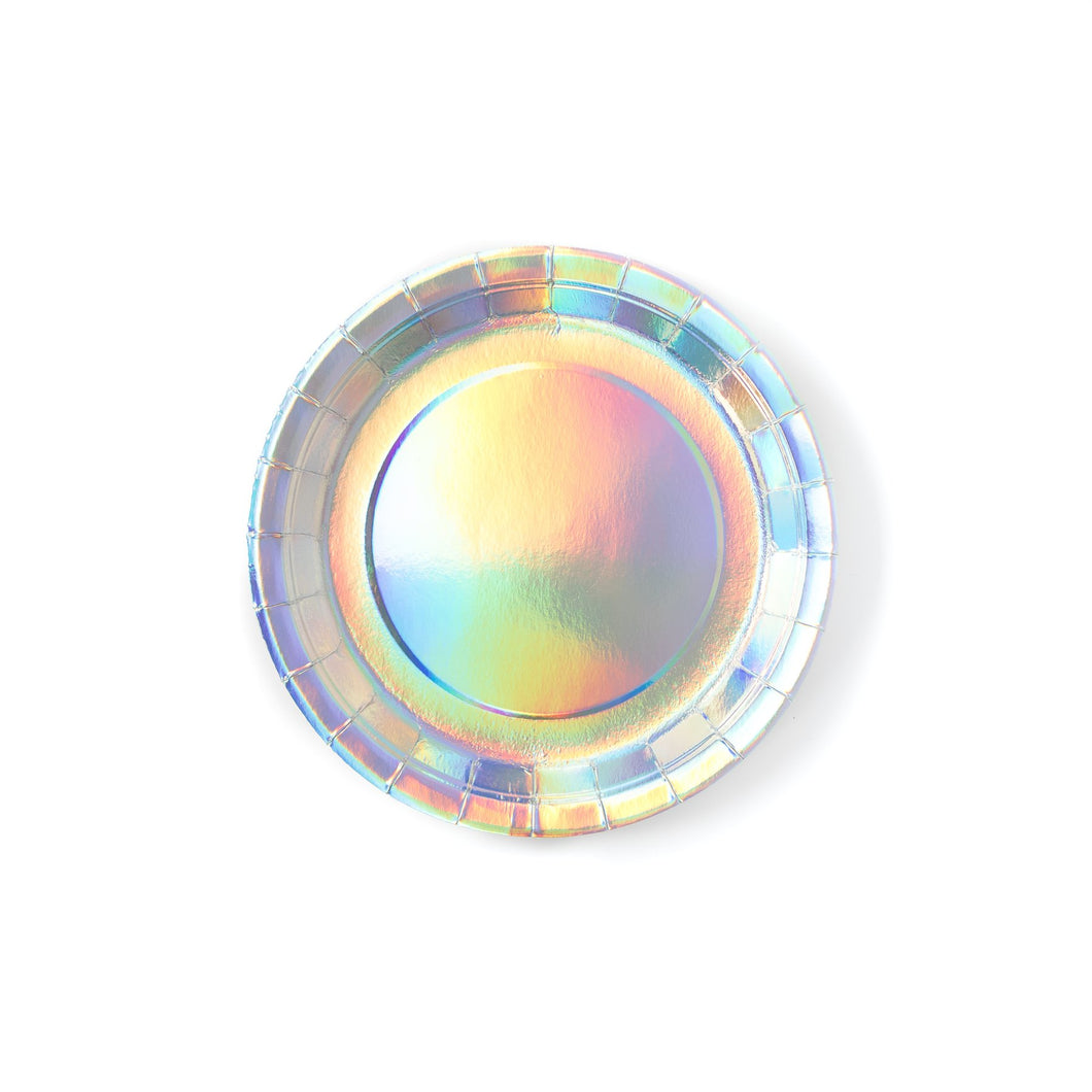 Holographic Plate