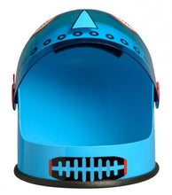 Load image into Gallery viewer, Robot Helmet with Visor