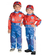 Load image into Gallery viewer, Jr. Champion Racing Suit w/Embroidered Cap