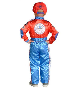 Jr. Champion Racing Suit w/Embroidered Cap