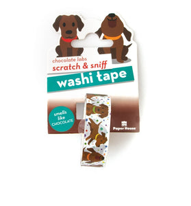Scratch & Sniff Washi Tape