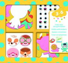 Load image into Gallery viewer, Felt Sticker Kit