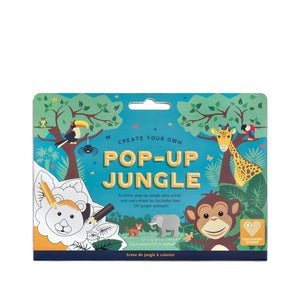 COLOUR IN POP-UP JUNGLE