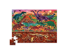 Load image into Gallery viewer, Above + Dinosaur World - 48 Piece Giant Floor Puzzle