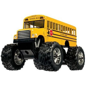Monster School Bus