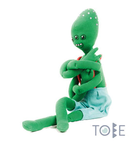 Doll Tobe the Alien (Green)