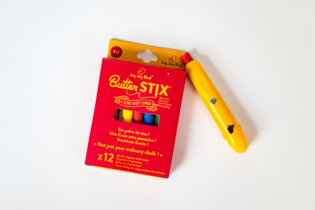 ZERO DUST BUTTERSTIX® WITH HOLDER SET
