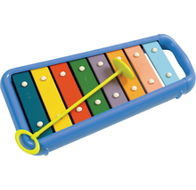 Load image into Gallery viewer, Glockenspiel w/bag and toddler safe mallet